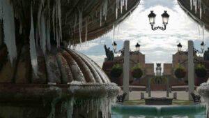 Advertencia de helada para esta noche en Los Dos Laredos