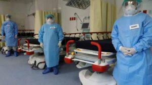 Paciente con cepa británica de Covid recibe alta médica en Tamaulipas