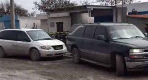Pareja de abuelitos muere en Matamoros al tratar de protegerse del frío