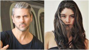 Ricardo Crespo: Novia reacciona a acusaciones contra el actor
