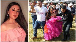 ¡México mágico! Rubí, la famosa quinceañera, va por alcaldía de Charcas