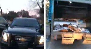 Recolectores de basura rescatan a niña secuestrada por un pederasta
