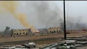 Se registran explosiones en la ciudad de Bata en Guinea Ecuatorial; estiman 300 heridos