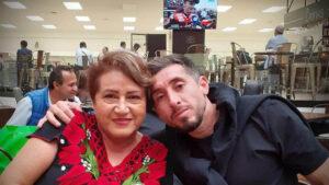 Fallece la madre de Héctor Herrera por covid-19