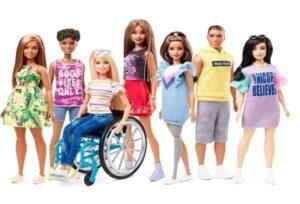 Barbie se unió a la inclusión y se recupera en ventas