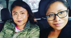 Hermana de Yalitza Aparicio sería candidata a diputada en Oaxaca