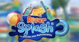 Presume Rivas logotipo 'pirata' de mega parque acuático municipal