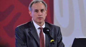 López-Gatell ya fue dado de alta del hospital por Covid-19: Salud