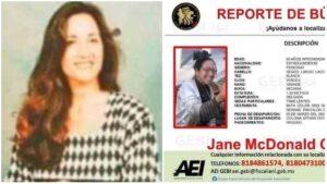 Encuentran en Monterrey a mujer desaparecida en Texas hace 27 años