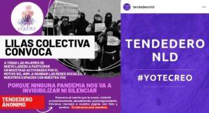 Celebrarán feministas de Nuevo Laredo el 8M con protesta virtual