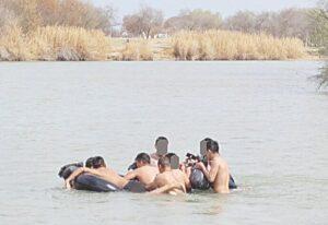 Detiene la BP a 3 inmigrantes