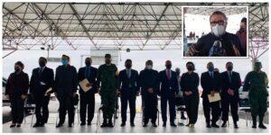 Cambian mandos de Aduana de Nuevo Laredo: ex marino estará al frente