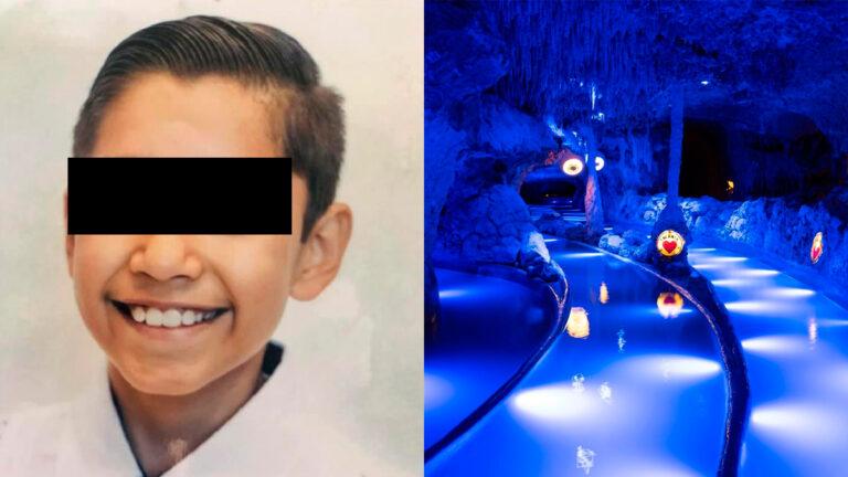 Papá de niño que murió en Parque Xenses pidió de rodillas el cuerpo